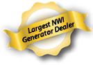 Largest NWI Generator Dealer