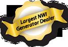 Largest NWI Generator Dealer